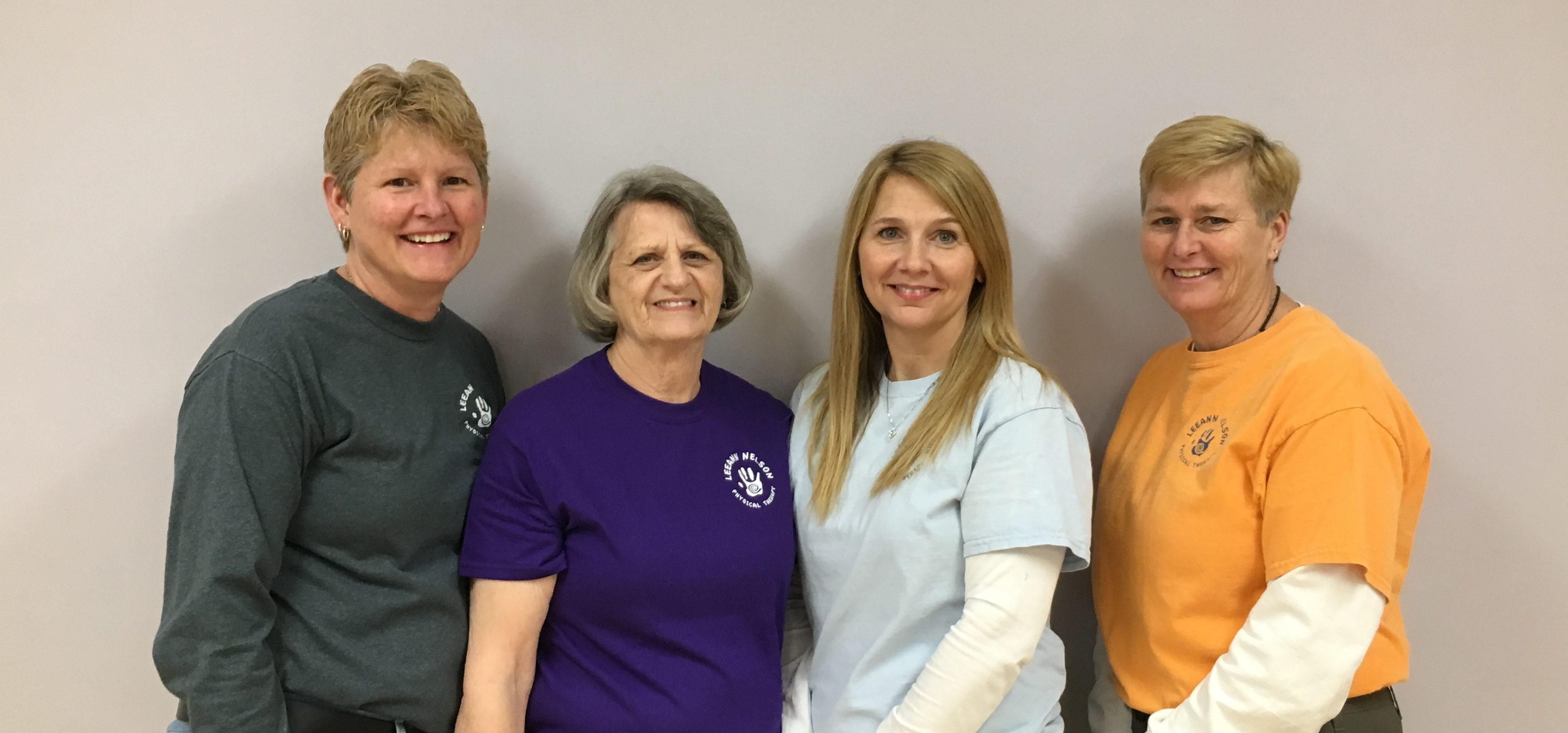 LeeAnn Nelson Physical Therapy Staff photo