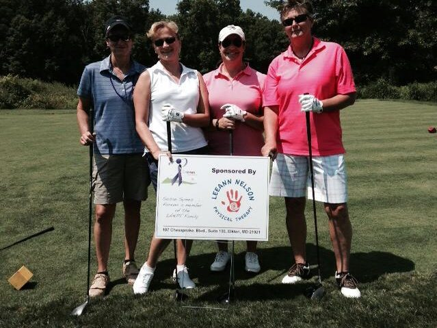 LeeAnn Nelson Physical Therapy Golf Sponsors photo